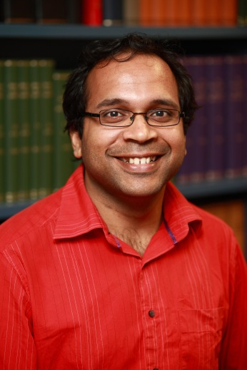 Vijay Rajagopal: Group leader