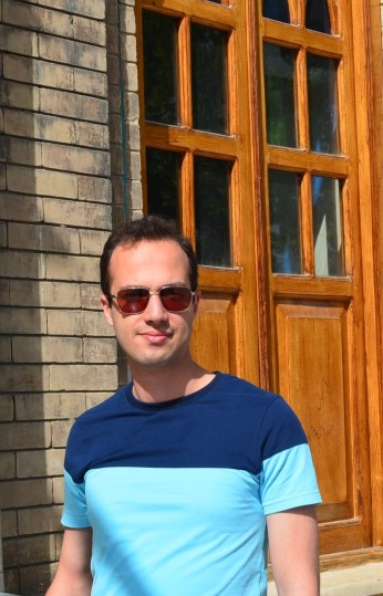 Arman Namvar (PhD student): Red blood cell mechanics